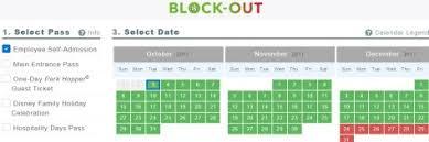 2017 disney world cast member blackout dates elly and caroline s