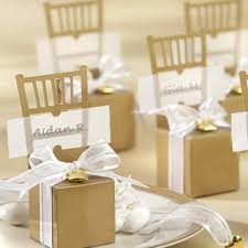 wedding party favor boxes gold chair heart wedding favor boxes ewfb057 as low as 0 48