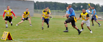 Intramural Flag Football Flag Football Season Kicks Off At Spangdahlem Air Base