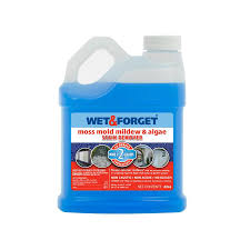 Lowes Concrete Walkway Molds by Shop Wet And Forget 43 Oz Liquid Mold Remover At Lowes Com