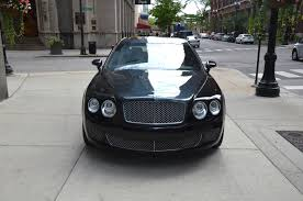 2009 bentley flying spur 2009 bentley continental flying spur speed stock gc1180 for sale