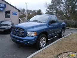 2003 dodge ram cab 2003 atlantic blue pearl dodge ram 1500 slt regular cab 4x4