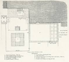 Floor Plan Of A Mosque by Plates 41 To 53 Sirkhej Aζ South Asia