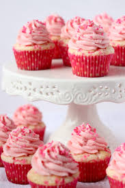 pink confetti cupcakes your cup of cake