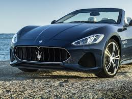 maserati granturismo maserati finally details 2018 granturismo and grancabrio in new