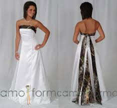 camo bridesmaid dresses cheap discount 2015 camo wedding dresses strapless sleeveless lace up