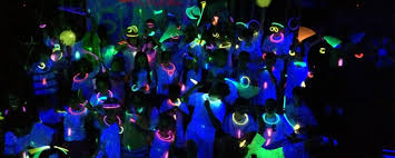 glow party ctc glow party liskeard visit