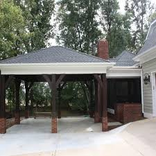 attached carport the perfect awesome attached carport ideas images prestigenoir com