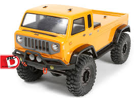 jeep fc concept axial jeep mighty fc clear body