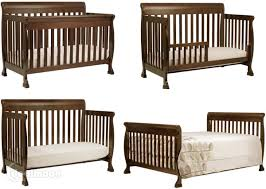169 davinci kalani 4 in 1 convertible crib with toddler rail