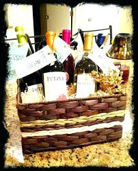wine gift baskets ideas diy wine gift baskets 5 creative gift basket ideas for friends