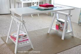 sewing cutting table ikea a sewing space simple simon and company