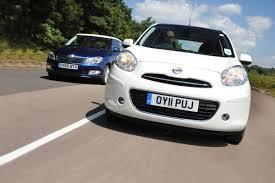 nissan micra owners club nissan micra vs skoda fabia car group test auto express