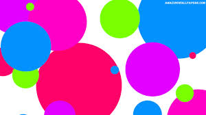 different size polka dot wallpaper by sheikhsherry44 on deviantart