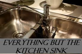 Everything But The Kitchen Sink Everything But The Kitchen Sink 9 Home Decoration