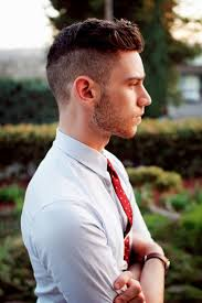 Mens Hairstyle Shaved Sides Long Top by Shaved Sides Hairstyles Men Hairstyle Pop