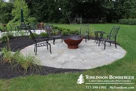 Firepit Area Fresh Pit Area Flagstone Patio For Pit Area In Lititz Pa