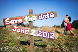 save the date signs save the date signs