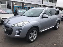 used peugeot 4007 cars for sale motors co uk