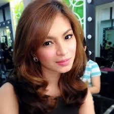 cristine reyes new hairstyle the 25 best angel locsin ideas on pinterest liza soberano liza