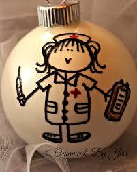 ornament rn lpn cna ornament etsy and craft