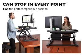 Standing Desk Posture by G Pack Pro 70 Wide 35 U2033 Standing Desk Platform