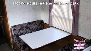 starcraft shimera 25rk used rear kitchen 5th wheel 1997 grand