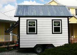 Cabin Blueprints Free Robert And Samanthas Self Built Square Feet Tiny House On Wheels