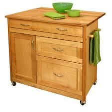 catskill craftsmen kitchen cart u2013 home design and decorating