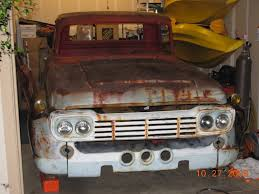Vintage Ford F600 Truck Parts - 1960 super duty crew cab build thread ford truck enthusiasts forums