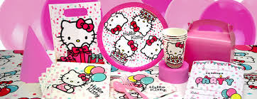 Hello Kitty Party Decorations Hello Kitty Party Supplies Woodies Party