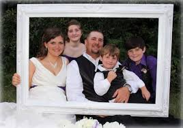 photo booth frames large wedding picture frames wedding photo booth props 44 x32