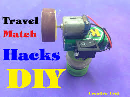 Easy Life Hacks How To Make Easy Travel Matches Match Life Hacks Youtube