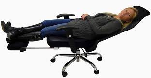 Office Chair Recliner Design Ideas Pleasant Design Ideas Reclining Office Chair With Footrest
