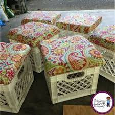extra seating classroom diy crate seats easy diy projects classroom