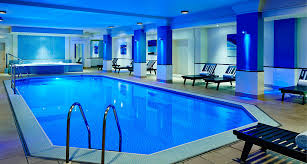 Home Plans With A Courtyard And Swimming Pool In The Center Hotel In Birmingham City Centre Uk Birmingham Marriott Hotel