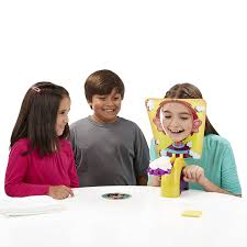 Games To Play At Your Desk by Amazon Com Hasbro Pie Face Game Toys U0026 Games