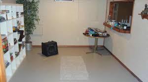 image of epoxy painted concrete floors maydos voc free epoxy