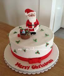 christmas cake designs 20 santa claus cakes
