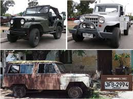 old jeep amazing old cars on the roads in uruguay u2013 everywhere dare2go