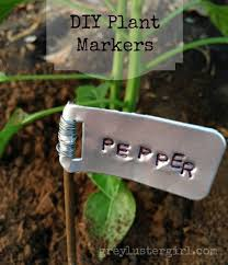 Garden Craft Terra Cotta Marker - best 25 garden plant markers ideas on pinterest vegetable