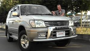 toyota japan 2001 toyota land cruiser prado 88k for sale direct from japan