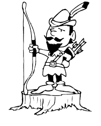 coloring pages robin hood 7 coloring pages robin hood