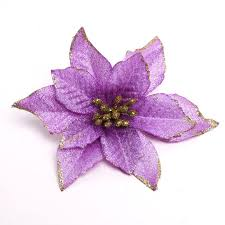 13cm cheap purple tree decoration ornaments 15g