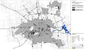 Surface Map Lack Of Zoning Is Not Houston U0027s Problem Cato Liberty