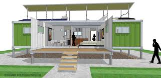 Shipping Container Homes Designs Container House Design - Sea container home designs