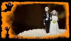 fun halloween themed wedding ideas that u0027re horrifyingly realistic