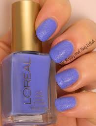 l u0027oreal miss denim nail polish swatches and review be happy and