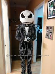 amazing jack skellington nightmare before christmas costume