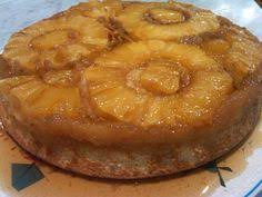 pineapple upside down cake with whiskey sauce things i will cook